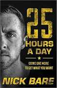 book covers 25 hours a day
