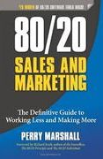 book covers 80 20 sales and marketing