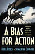 book covers a bias for action
