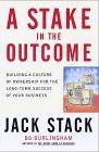book covers a stake in the outcome