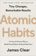 book covers atomic habits