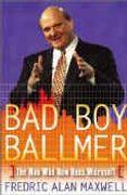 book covers bad boy ballmer