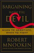 book covers bargaining with the devil