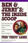 book covers ben and jerrys the inside scoop