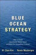book covers blue ocean strategy