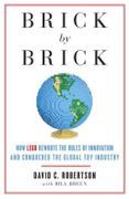 book covers brick by brick