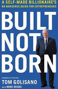 book covers built not born