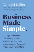 book covers business made simple