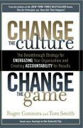 book covers change the culture change the game