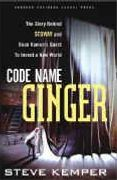 book covers code name ginger