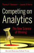 book covers competing on analytics