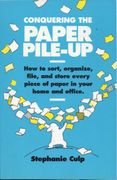 book covers conquering the paper pile up