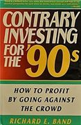 book covers contrary investing for the 90s