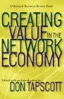 book covers creating value in the network economy