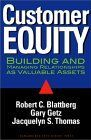 book covers customer equity