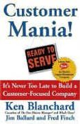 book covers customer mania