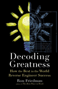book covers decoding greatness