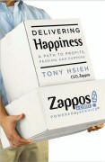 book covers delivering happiness