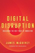 book covers digital disruption