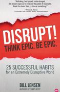 book covers disrupt think epic be epic