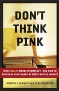 book covers dont think pink