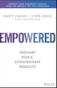 book covers empowered