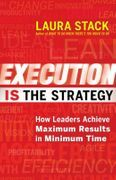 book covers execution is the strategy