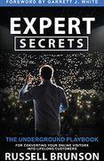book covers expert secrets