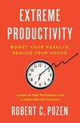 book covers extreme productivity