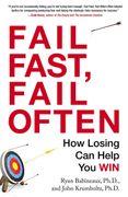 book covers fail fast fail often