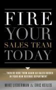 book covers fire your sales team today