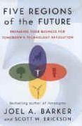 book covers five regions of the future
