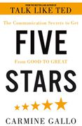 book covers five stars