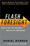 book covers flash foresight