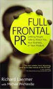 book covers full frontal pr