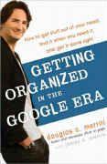 book covers getting organized in the google era