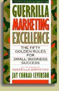 book covers guerrilla marketing excellence