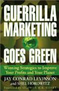 book covers guerrilla marketing goes green