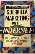 book covers guerrilla marketing on the internet