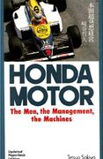 book covers honda motor