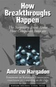 book covers how breakthroughs happen