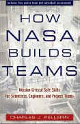 book covers how nasa builds teams