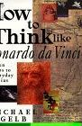 book covers how to think like leonardo da vinci