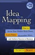 book covers idea mapping