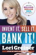 book covers invent it sell it bank it