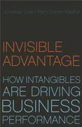 book covers invisible advantage