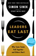 book covers leaders eat last