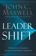 book covers leadershift