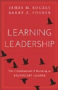 book covers learning leadership