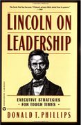 book covers lincoln on leadership